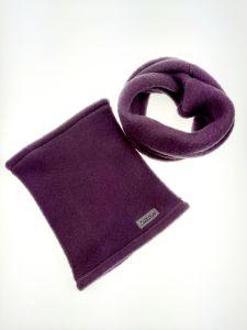 Вовняний шарф-снуд для дитини, СН-4 Mokkibym