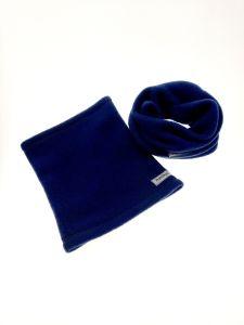 Вовняний шарф-снуд для дитини, СН-1 Mokkibym