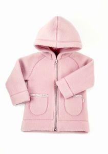 Вовняна курточка-худі для дитини, 16 Mokkibym