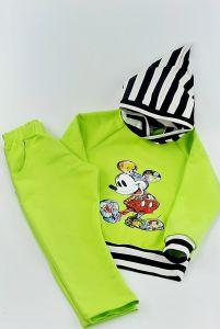 """Спортивний трикотажний костюм """"Mickey Mouse"""", 14-S2  Mokkibym"""