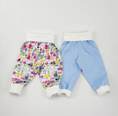 Набір трикотажних штанят для малюка, 33-2 Mokkibym