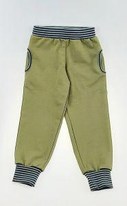 Трикотажні штани для дитини, 38 Mokkibym