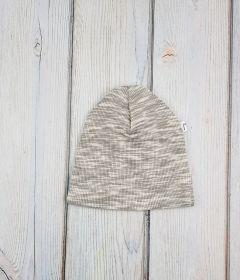 Трикотажна шапочка для дитини, 41-1 Mokkibym