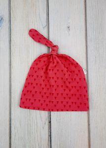Трикотажна шапочка для дитини, 40-17 Mokkibym
