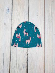 Трикотажна шапочка для дитини, 41-12 Mokkibym