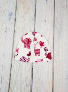 Трикотажна шапочка для дитини, 41-13 Mokkibym