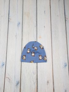 Трикотажна шапочка для дитини, 41-4 Mokkibym