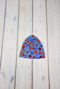 Трикотажна шапочка для дитини, 41-8 Mokkibym