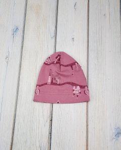 Трикотажна шапочка для дитини, 41-7 Mokkibym
