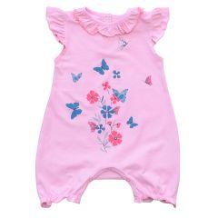 Трикотажний пісочник для дівчинки від Minikin (рожевий), 203402