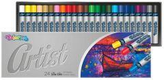 "Олійна пастель ""Artist"" (24 кольори), 65719PTR Colorino"