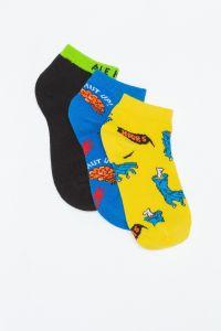 Набор носков для ребенка (3 пары), Reporter 201-0995B-07-450-1