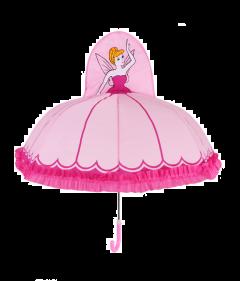 "Дитяча парасоля з 3D вушками ""Принцеса/Princess"""