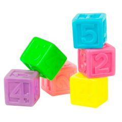 """Ігровий набір """"Кубики з цифрами"""", BeBeLino 57089"""