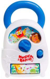 """Музична іграшка """"Music Radio"""", Keenway 31360 (блакитна)"""