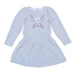 Велюрове плаття для дівчинки, Minikin 208404
