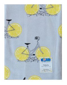 "Фланелева пелюшка-покривало ""велосипеди"",  BODIK"