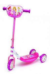 """Дитячий самокат триколісний """"Princesses"""", Smoby 750153"""