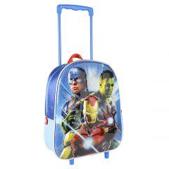 "Дитяча валіза з 3D зображенням ""AVENGERS"",2100002977"