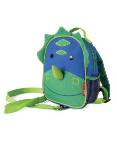 "Рюкзак ""Динозавр"" з ремінцем безпеки, Skip Hop 212263"