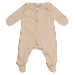 Трикотажний чоловічок для малюка, 213503 (бежевий)