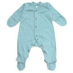 Трикотажний чоловічок для малюка, 213503 (бірюзовий)