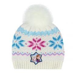 """Тепла шапочка для дівчинки """"Frozen"""", 2200004284"""