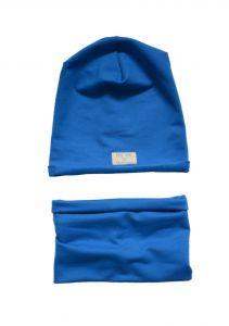 Дизайнерський набір для дитини (шапочка і хомут), Н-001