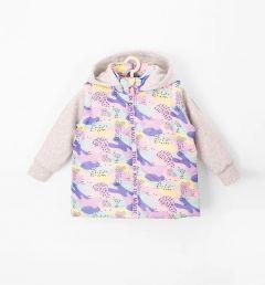 Куртка-жилет 2 в 1 для дівчинки, 5A3602