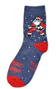 Шкарпетки для дитини (сині з червоним), YOclub SK-39