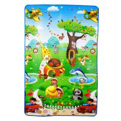 Мультифункціональний ігровий килимок «Звірі», Lindo F1011