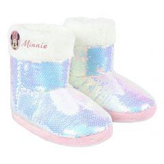"""Домашні тапочки """"Minnie Mouse"""" для дівчинки 2300004586"""