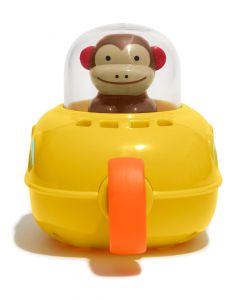 """Іграшка для ванної """"Мавпочка в субмарині"""", Skip Hop 235352"""