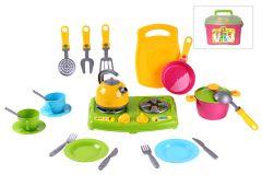 Іграшка «Кухонний набір», ТехноК, 2407