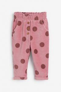 Вельветові штани для дівчинки