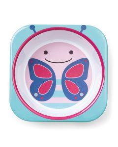 "Маленька глибока тарілка ""Метелик"", Skip Hop 252121"
