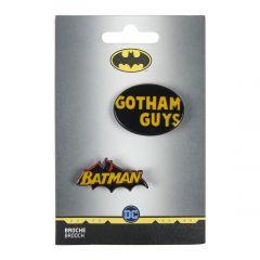 """Набір брошок для дитини 2шт. """"BATMAN"""", 2600000562"""
