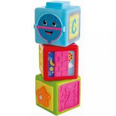 Набір розвиваючих кубиків ABC 7 см, SIMBA 104010001