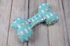 Дитяча подушка 3 в 1 Butterfly, ведмедик білий, MagBaby 130235
