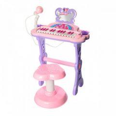 """Піаніно """"My Piano"""" зі стільчиком і дзеркальцем ,HM557-104"""