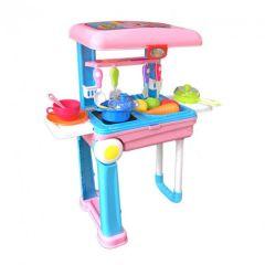 "Ігровий набір ""Кухня"" у валізі, 678-206A"