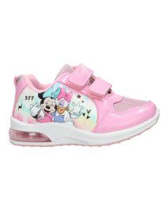 """Кросівки для дівчинки світяться при ходьбі """"Minnie Mouse"""", DM008055"""