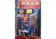 Набір поліцейського «Police Force», Xinwu Toys 1313-3