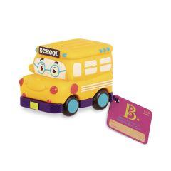 Машинка інерційна - Шкільний автобус,  Battat BX1495Z