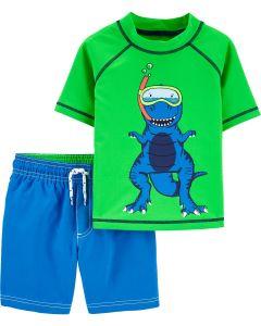 Купальний костюм для хлопчика від Carters