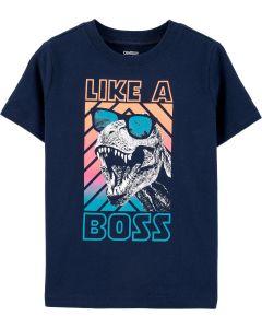 Стильна футболка для хлопчика