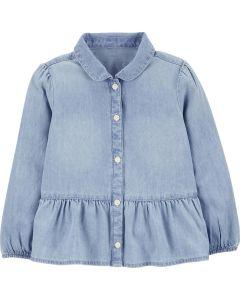 Легка сорочка для дівчинки