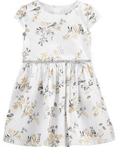 Сатинове плаття для дівчинки