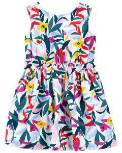 Лляне плаття від Carters