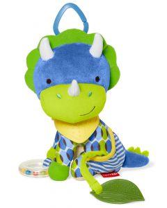 """Розвиваюча іграшка-підвіска """"Динозавр"""", Skip Hop 306277"""